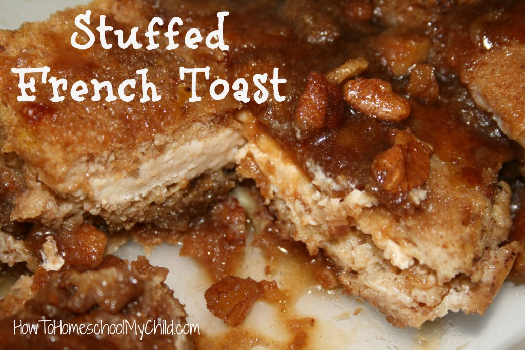 Stuffed French Toast I Recipes — Dishmaps