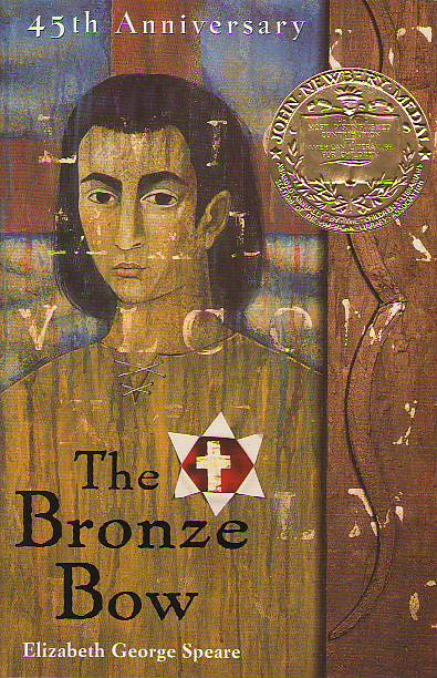 The Bronze Bow - historical fiction for kids book list from How to Homeschool My Child.com