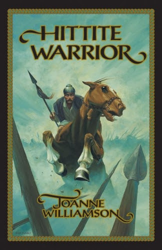 hittite warrior - historical fiction for kids book list from How to Homeschool My Child.com