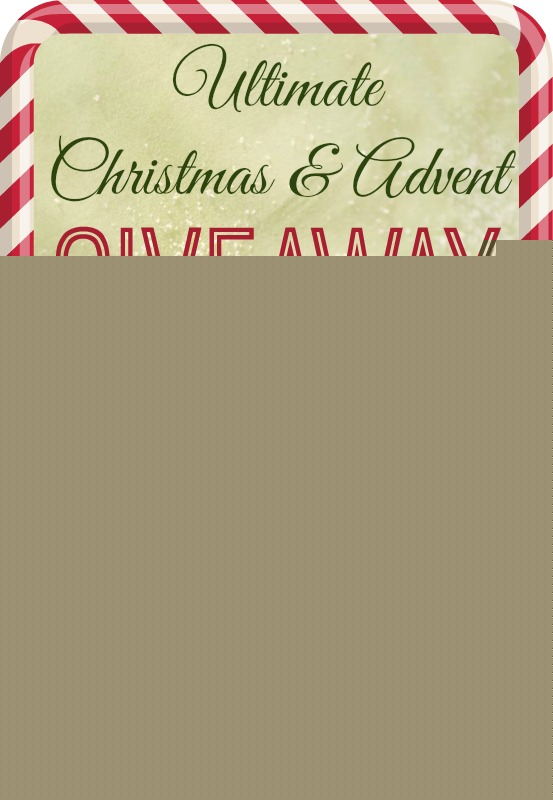 christmas & advent giveaway  ~  ChristmasCelebrationIdeas.com/giveaway