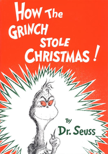 How the Grinch Stole Christmas  - Dr. Seuss activities from HowToHomeschoolMyChild.com
