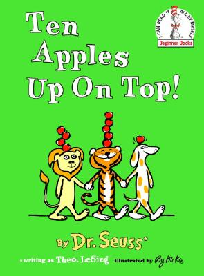 Ten Apples Up on Top - Dr Seuss activities from HowToHomeschoolMyChild.com