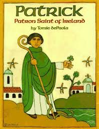 Patrick: Patron Saint of Ireland by Tomie dePaola (fantastic author) - Get the FREE St. Patricks Day Activity Guide from HowToHomeschoolMyChild.com