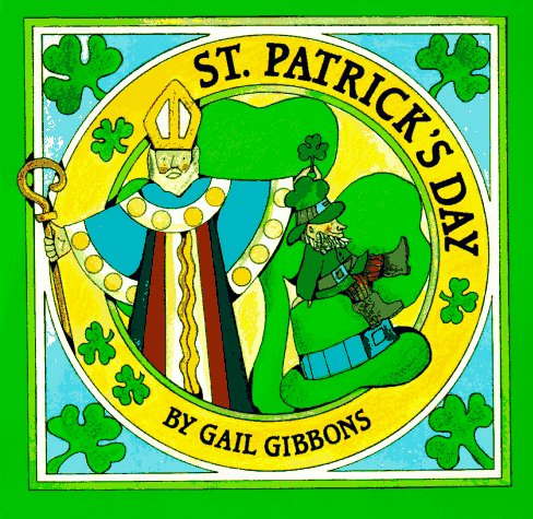St Patrick's Day by Gail Gibbons - Get your FREE St. Patrick's Day activity guide from HowToHomeschoolMyChild.com
