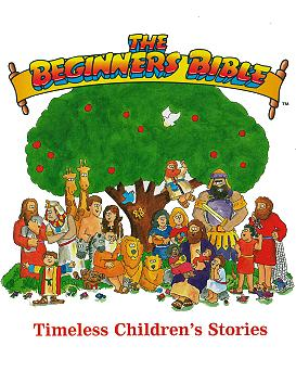 Beginner's Bible tells the Easter story for kids - recommended by HowToHomeschoolMyChild.com