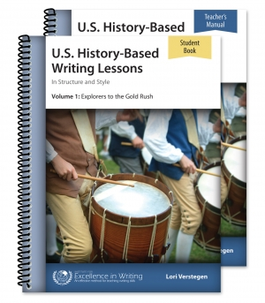 Classical Conversations IEW US History Volume 1 Teacher-Student Combo - FREE shipping from HowToHomeschoolMyChild.com