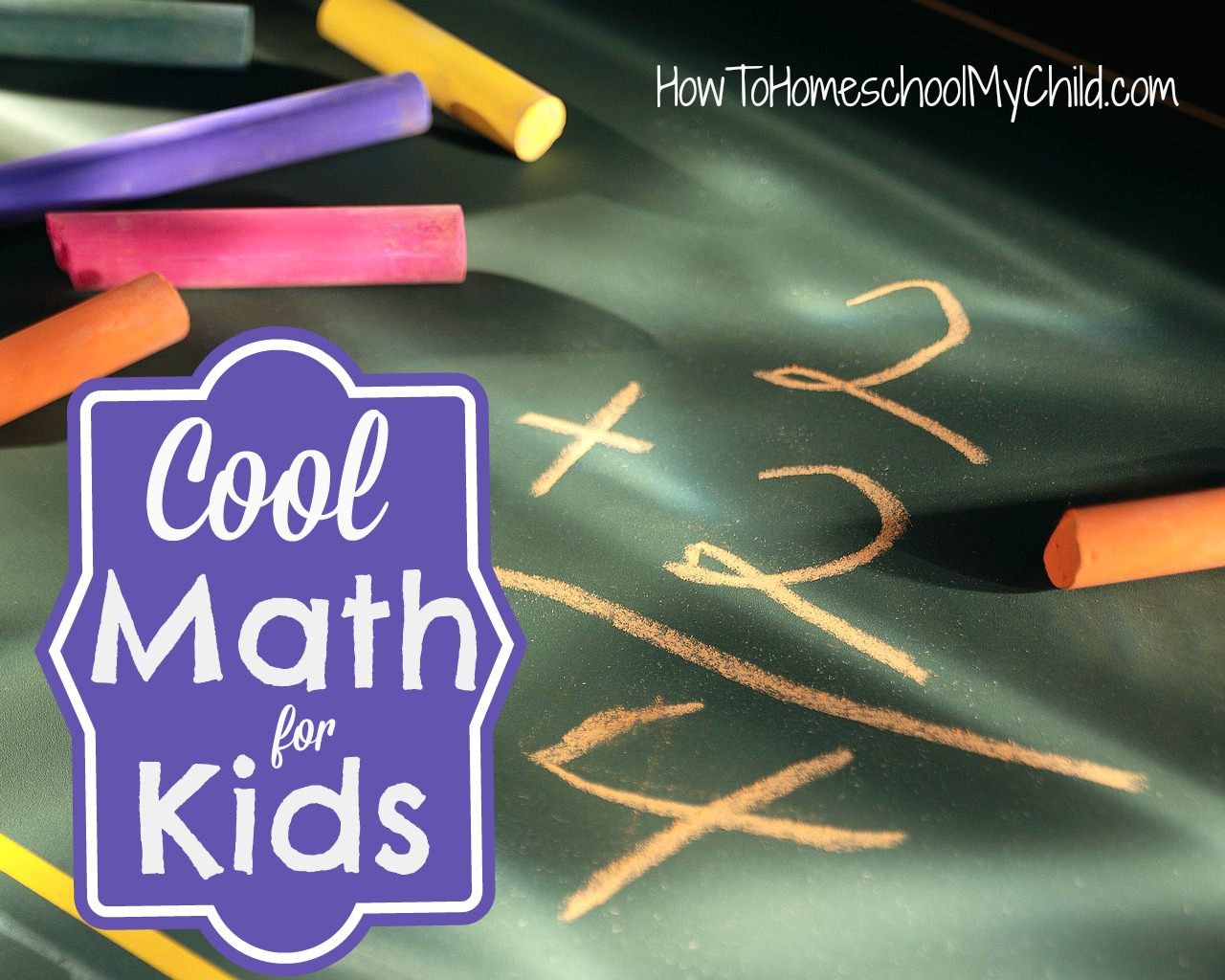 Cool Math For Kids