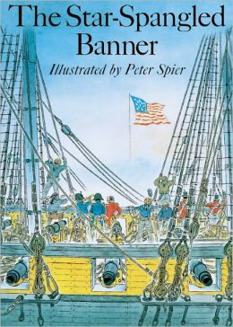 Star Spangled Banner by Peter Spier - our family LOVES all of Peter Spier's books ~ recommended by HowToHomeschoolMyChild.com