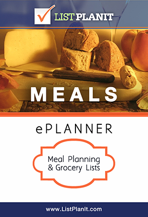 easy healthy meals with MEALS ePlanner {Review} from HowToHomeschoolMyChild.com