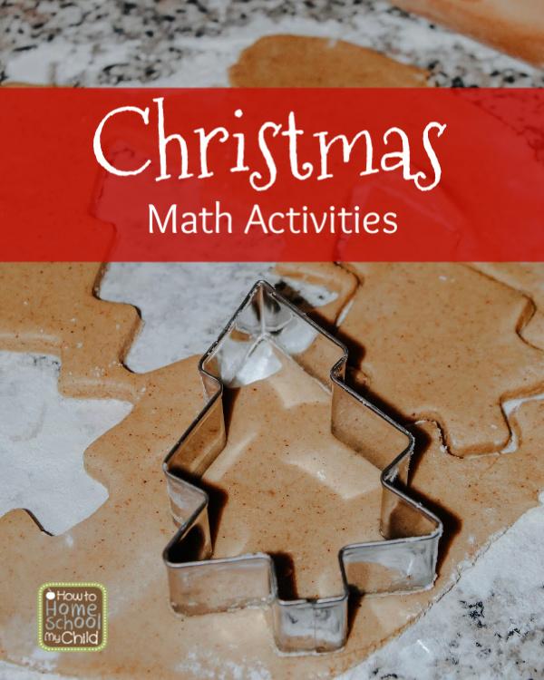 6 Christmas Math Activities