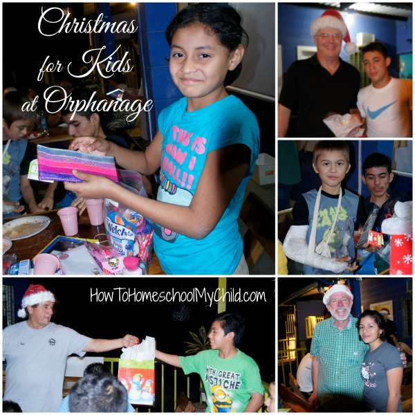 More Christmas gifts for El Salvador Christmas party - Family Mission Trip