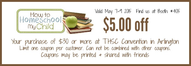 $5 off your $30 or more purchase. Just print this coupon and bring it to THSC - Arlington