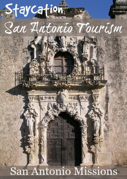 FREE Visit 5 San Antonio missions on your {Staycation} from HowToHomeschoolMyChild.com
