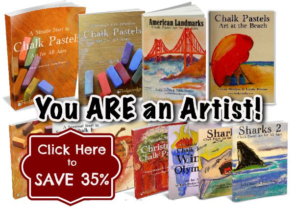 Save 35% on these fantastic art tutorials