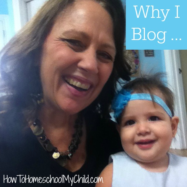 Why I Blog ... why do you blog