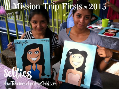 mission-trip-firsts-selfies