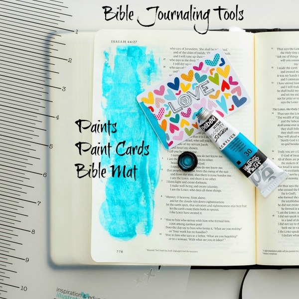 Fun ways to journal in your Bible - Try Illustrated Faith & read more at HowToHomeschoolMyChild.com