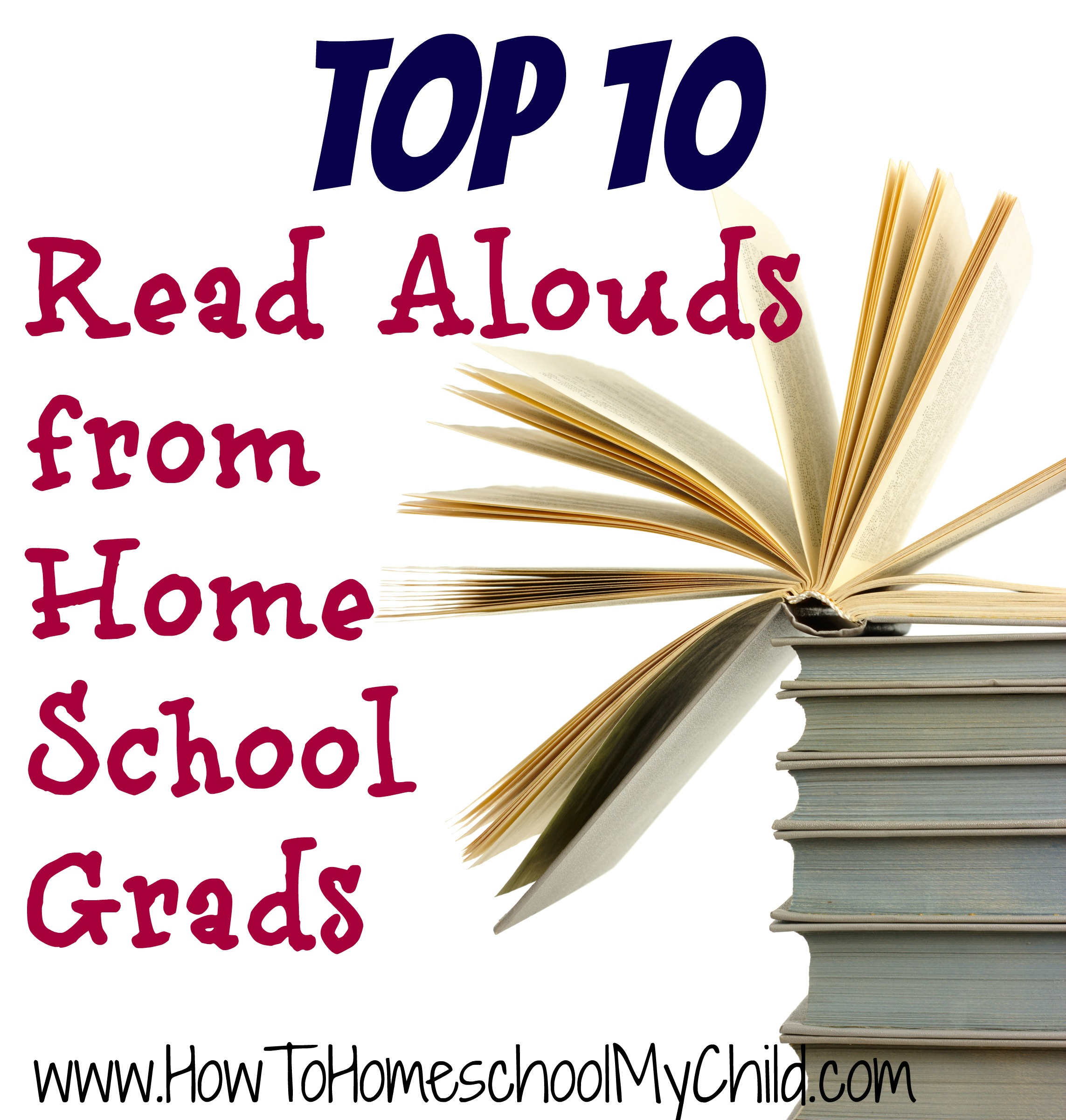 Discover our families favorite read-alouds at www.HowToHomeschoolMyChild.com