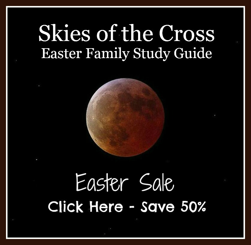 Easter Bible Study for junior & senior high & entire family from HowToHomeschoolMyChild.com