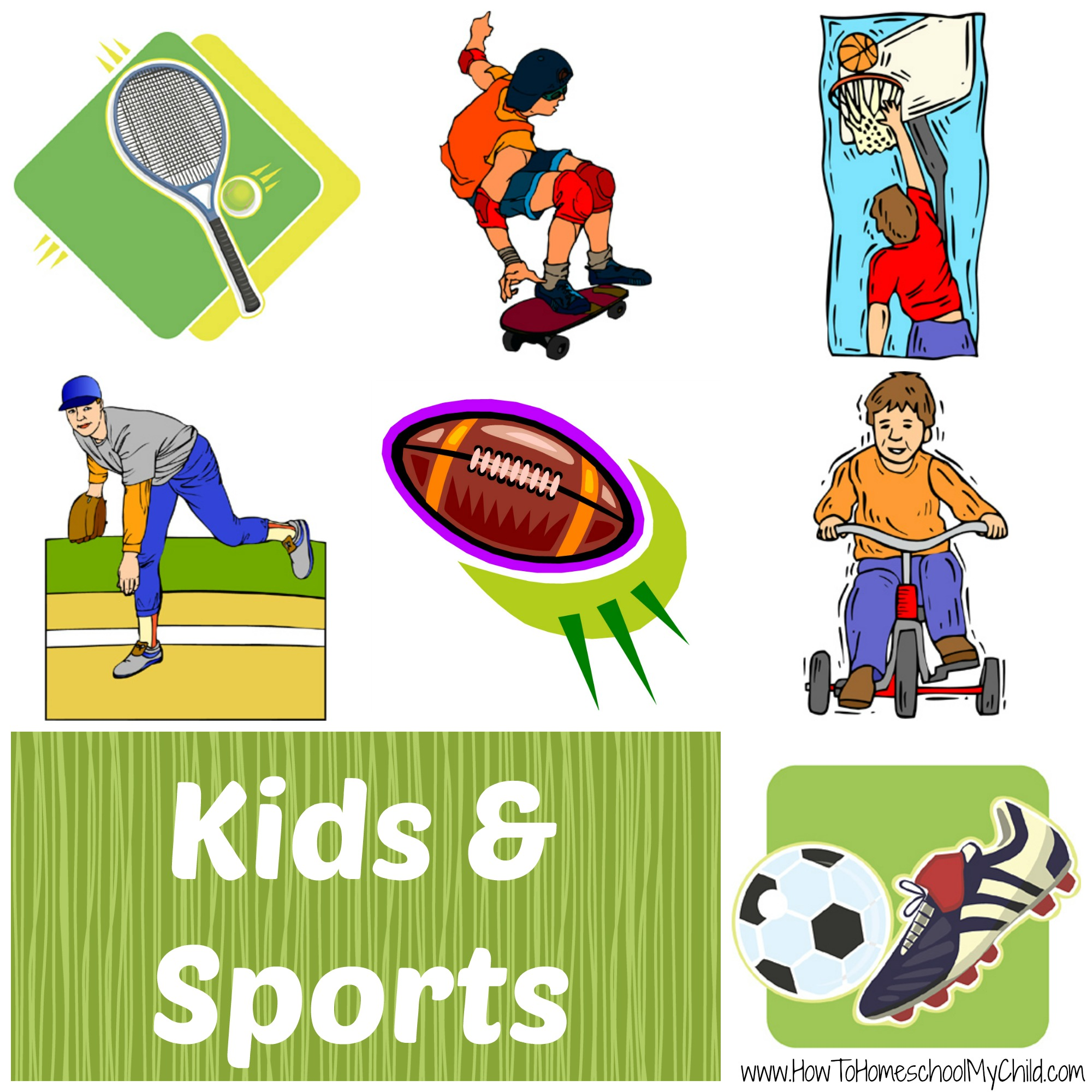 How do you keep from burning out with your kids in sports? Read my thoughts at www.HowToHomeschoolMyChild.com