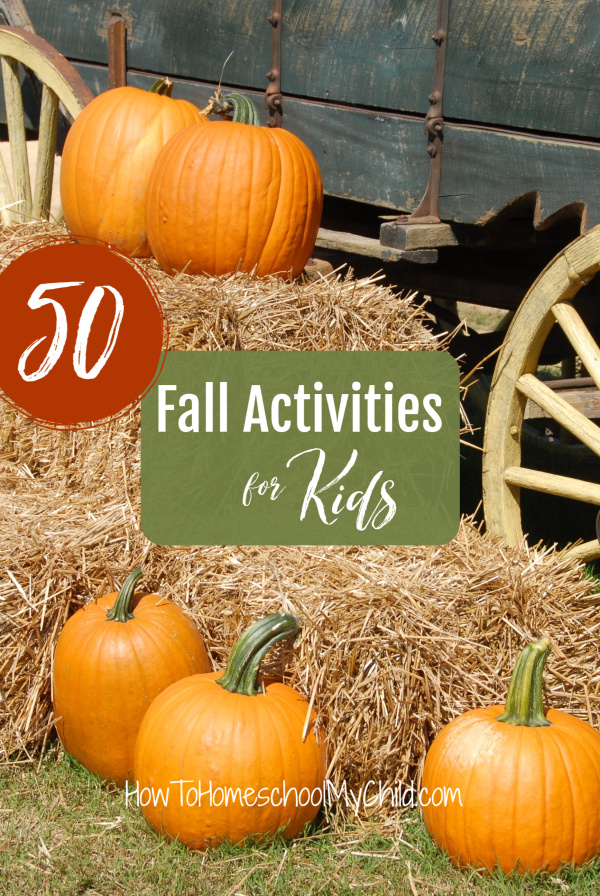 50 free fall activities for kids