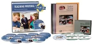 Teaching Writing & Student Writing Combo - Save $$$ from HowToHomeschoolMyChild.com