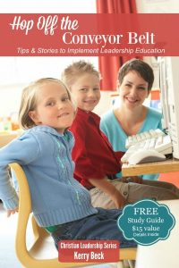 Read real life stories from homeschool moms to help you homeschool with leadership education