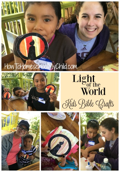 Kids Bible Crafts from HowToHomeschoolMyChild.com
