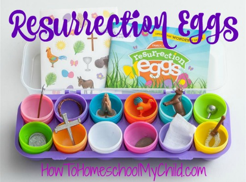 Resurrection Egg Set helps put Christ back into Easter