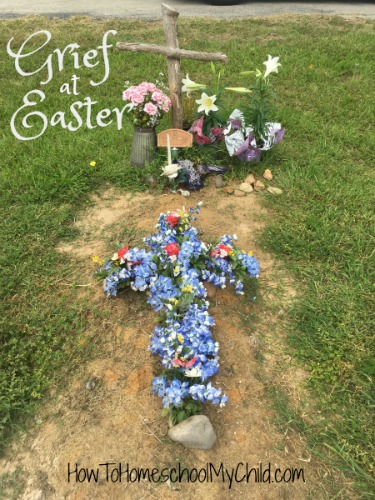 Grief at Easter is Real