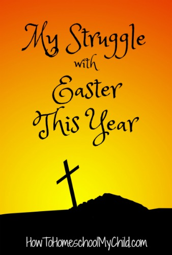 My struggle with Easter after my loved one's death