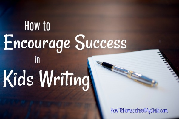 Encourage success in in your kids writing - Discover how on our free workshop