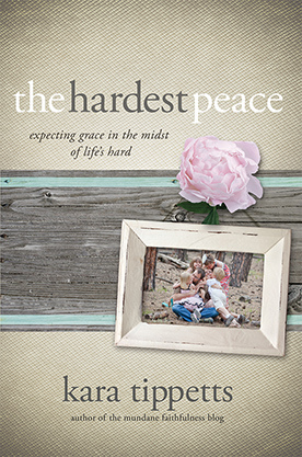 The Hardest Peace {2017 Favorite Books}