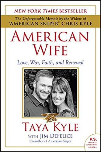 American Wife {2017 Favorite Books}