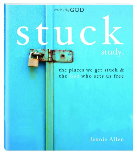 My review of Stuck, by Jennie Allen {2017 Favorite Books}