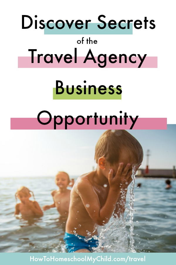 Discover the Secrets of the Travel Agency Business on this free workshop