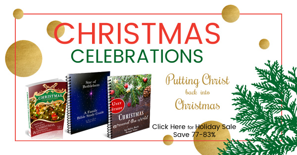 christmas celebration, putting Christ back into Christmas