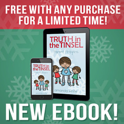 Truth in the Tinsel: Parent Prayers