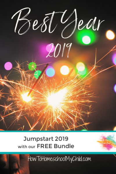A New Year, Your Best Year in 2019 - Jumpstart with our free bundle