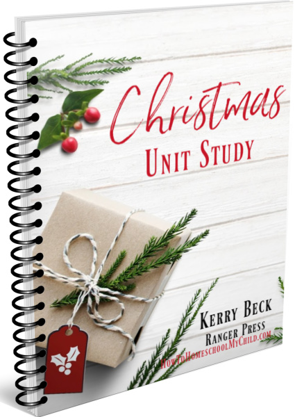Christmas Unit Study - free for limited time - get activities in all homeschool subjects