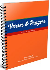 Verses to Pray for Your Kids