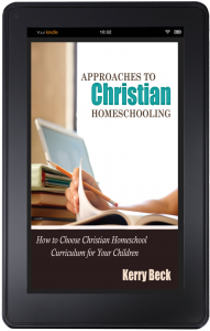 Approaches to Christian Homeschooling video workshops