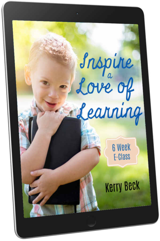 Love of Learning 6 Week Eclass