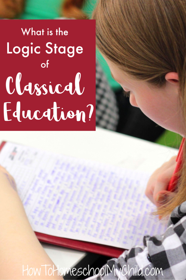 Classical Education - Logic Stage
