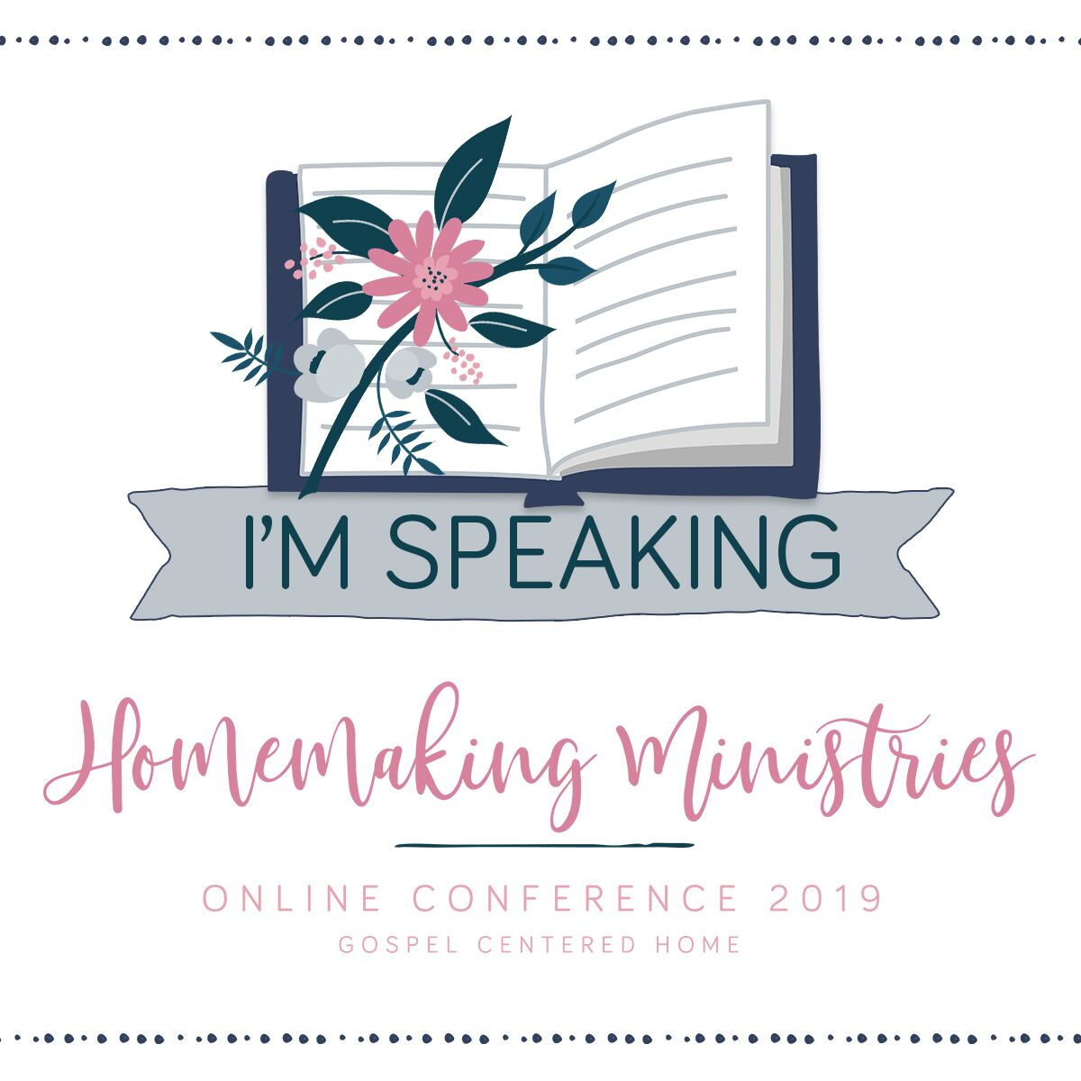 Reserve your seat for Homemaking Ministries Conference