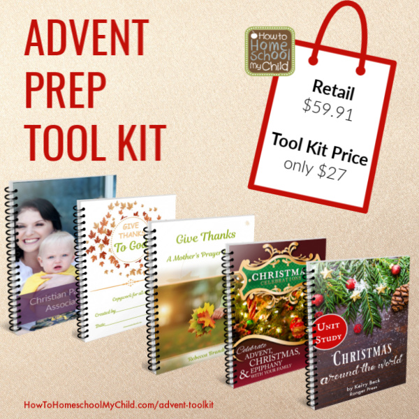 Advent Prep Tool Kit