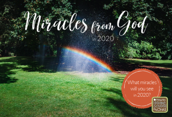 Miracles from God in 2020