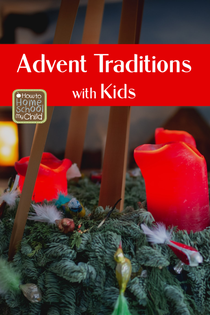 advent traditions